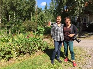 Lena Israelsson och Jag
