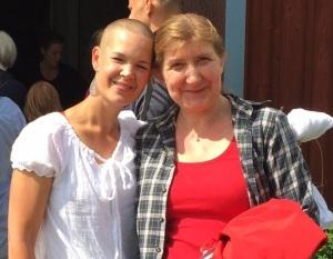 Sara Bäckmo och Jag II