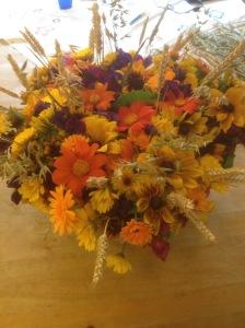 Blommor till bord.2