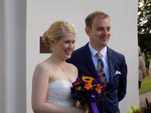 Linnea och David